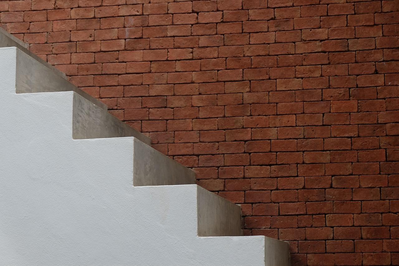 Escalier en résine